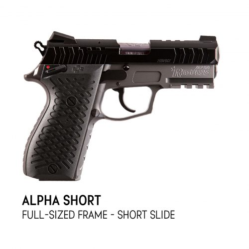 Alpha Short Variation