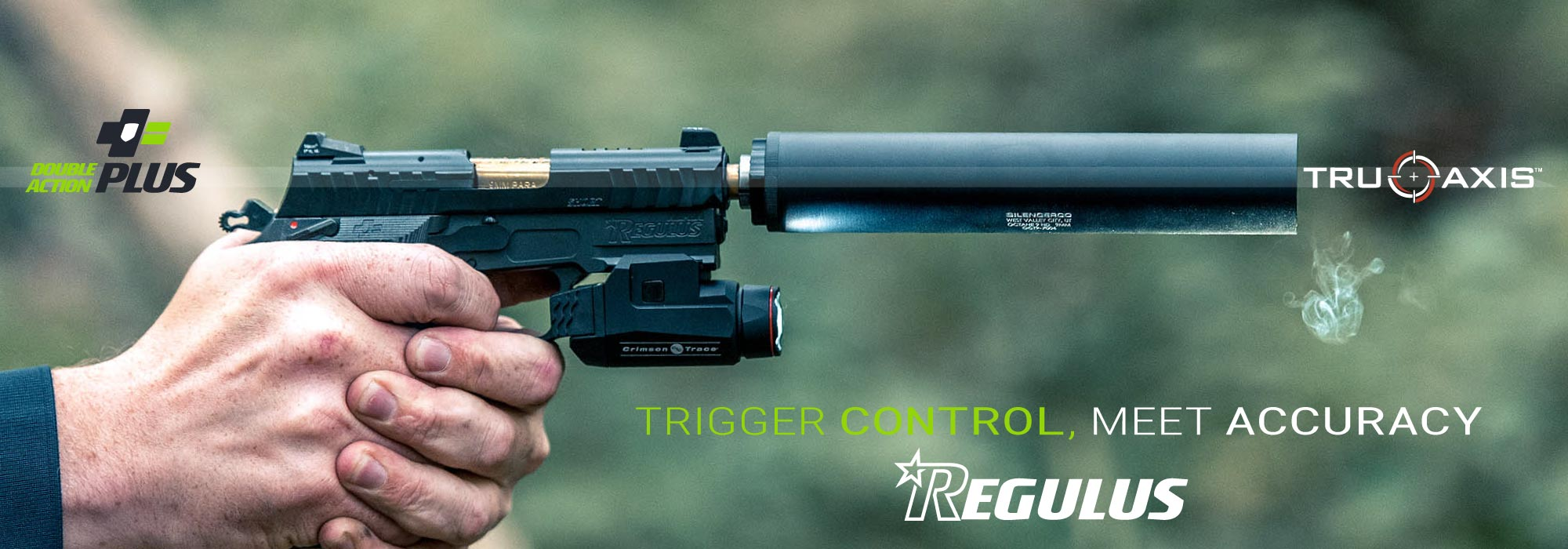 REGULUS 9MM ACCURACY
